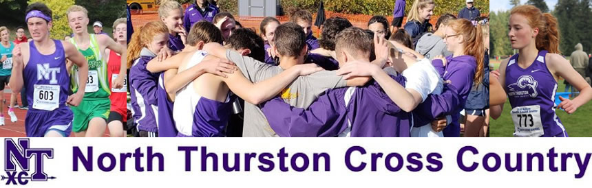 North Thurston Cross Country
