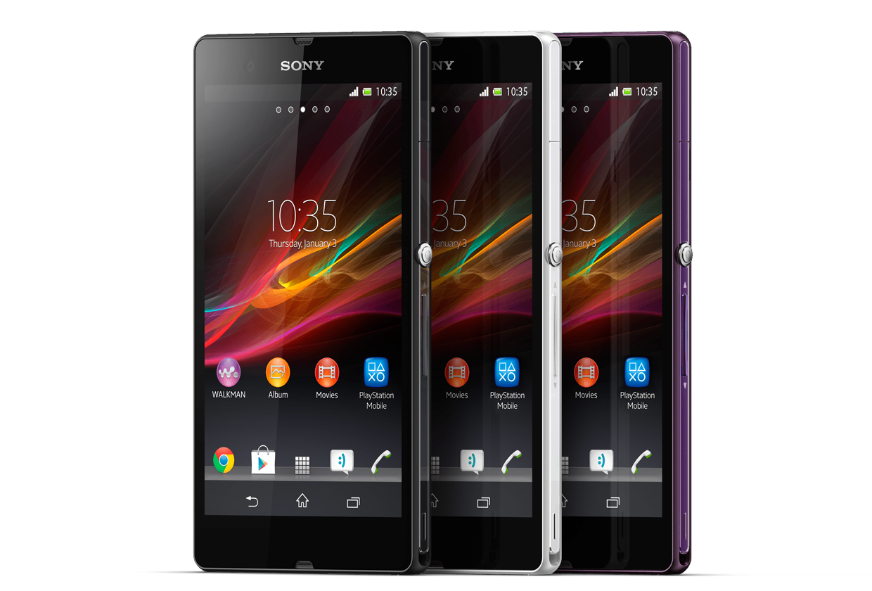 sony ericsson xperia z android smartphone overview features specifications gallery and comments. Black Bedroom Furniture Sets. Home Design Ideas