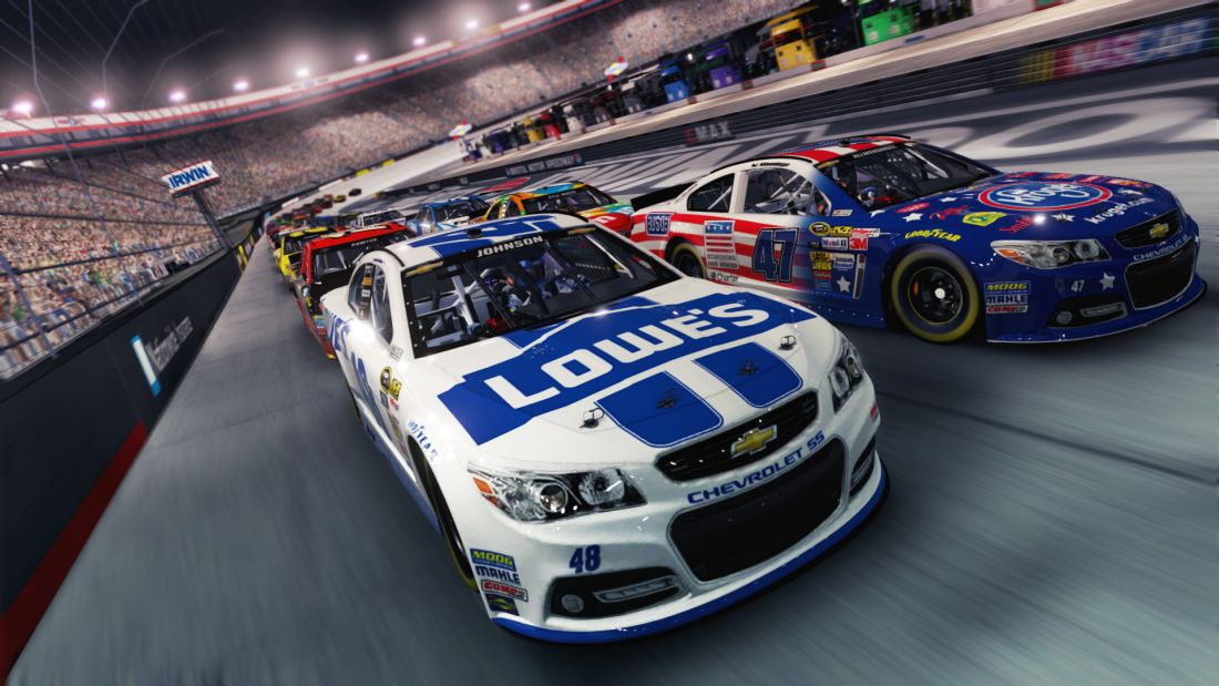 NASCAR 14 - PC FULL RELOADED [FREE]