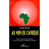 Au nom de l'Afrique