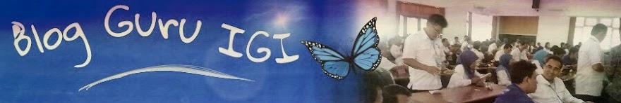 Blog Guru IGI