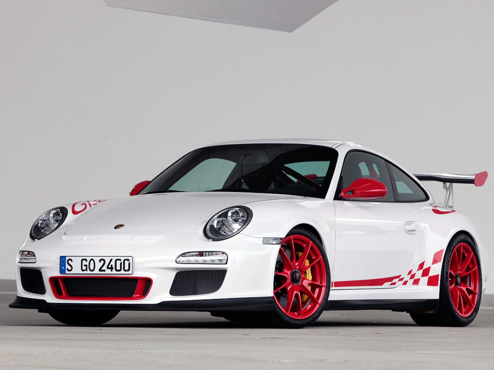 Wallpaper Porsche 911 Gt3 Rs Del A 241 O 2010 Fondos