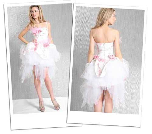 Prom Dresses With Tutu - Long Dresses Online
