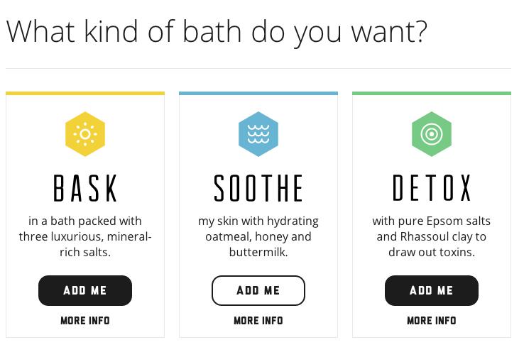The Bathory - Invent Your Perfect Bath Soak!