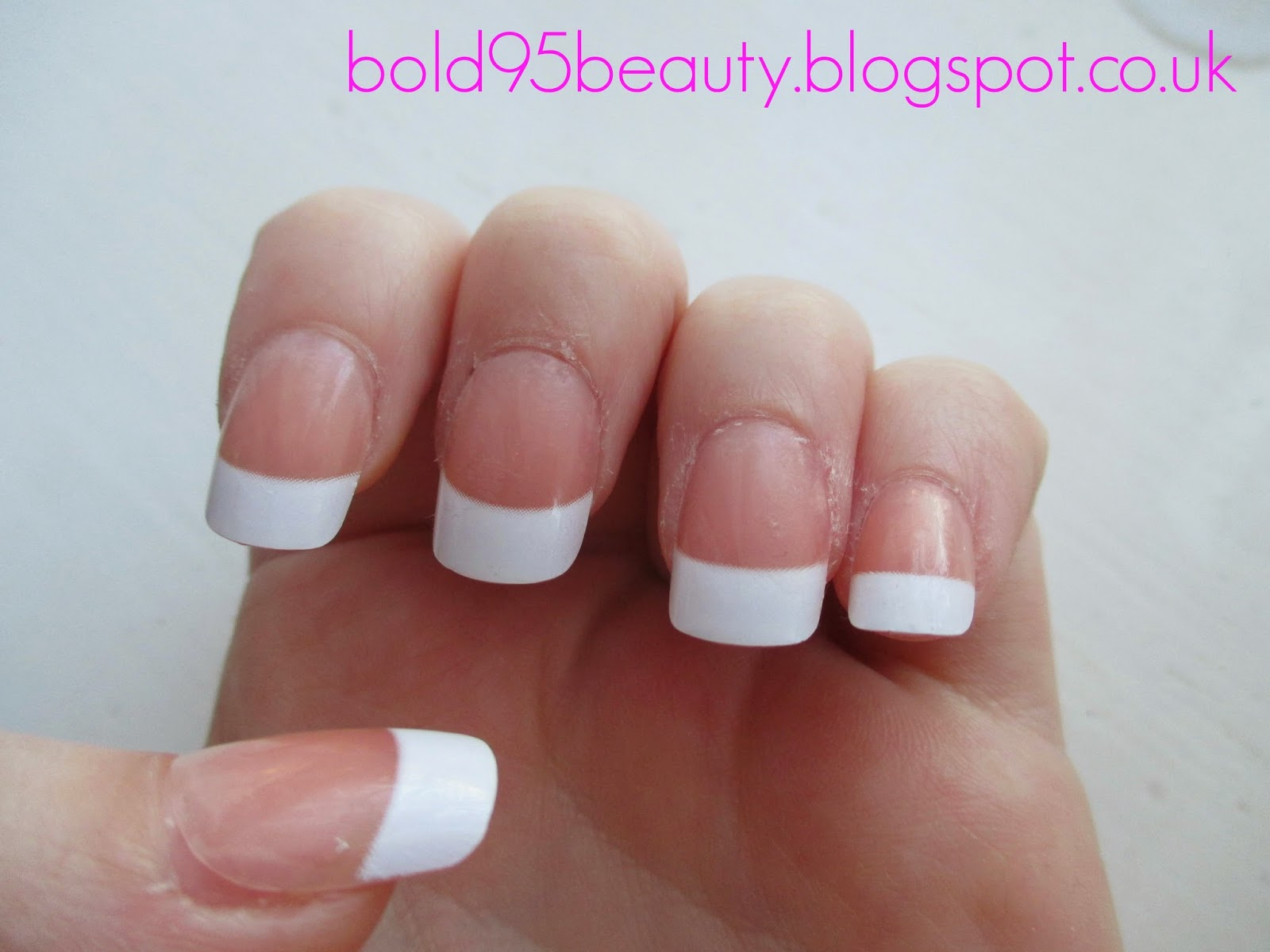 Review Primark Beauty French Nails | Bold95beauty
