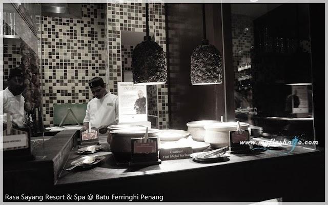 槟城自助餐与料理 | Rasa Sayang 国际自助餐之印度料理