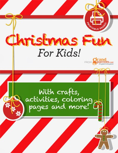 Free Christmas Activity Sheets