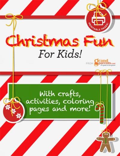 Free Christmas Activity Sheets