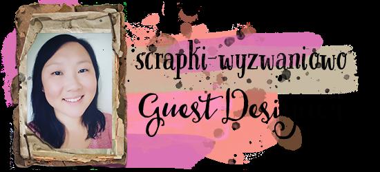 Guest DT - Scrapki-wyzwaniowo