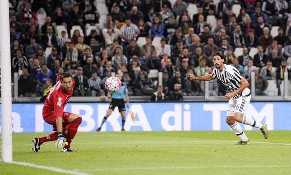 Poto Sami K, Juventus pekan lalu saat menaklukkan Bologna