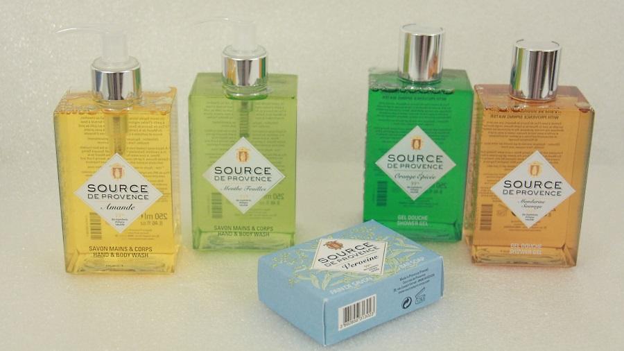 savons liquides source de provence