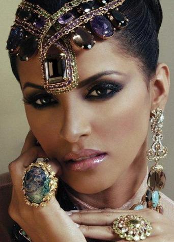 Ivian Sarcos Miss Mundo 2011