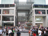 A view of Pavilion KL