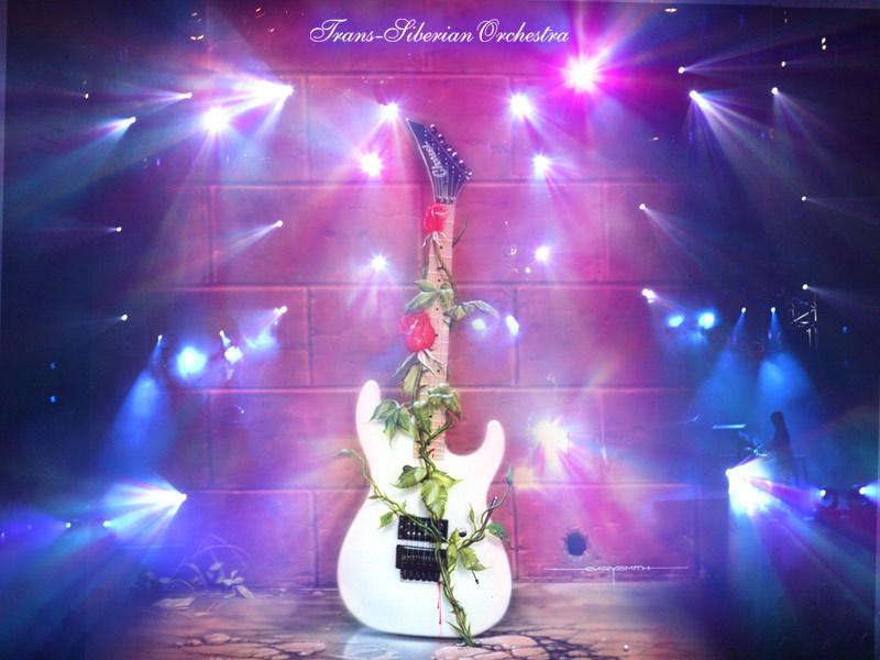 trans siberian orchestra christmas canon guitar