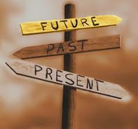 the past the present the future