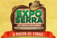 Passaporte Premiado Exposerra Festa Agropecuária Tangará da Serra