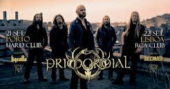 Primordial + Basalto + Aura @ Hard Club