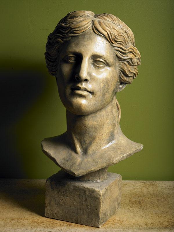 Greek sculpture aphrodite