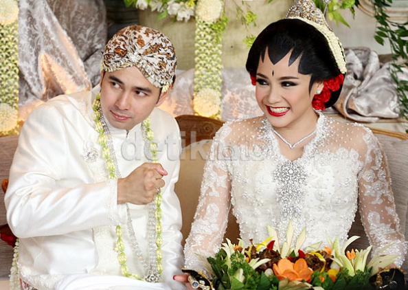foto pernikahan raffi ahmad