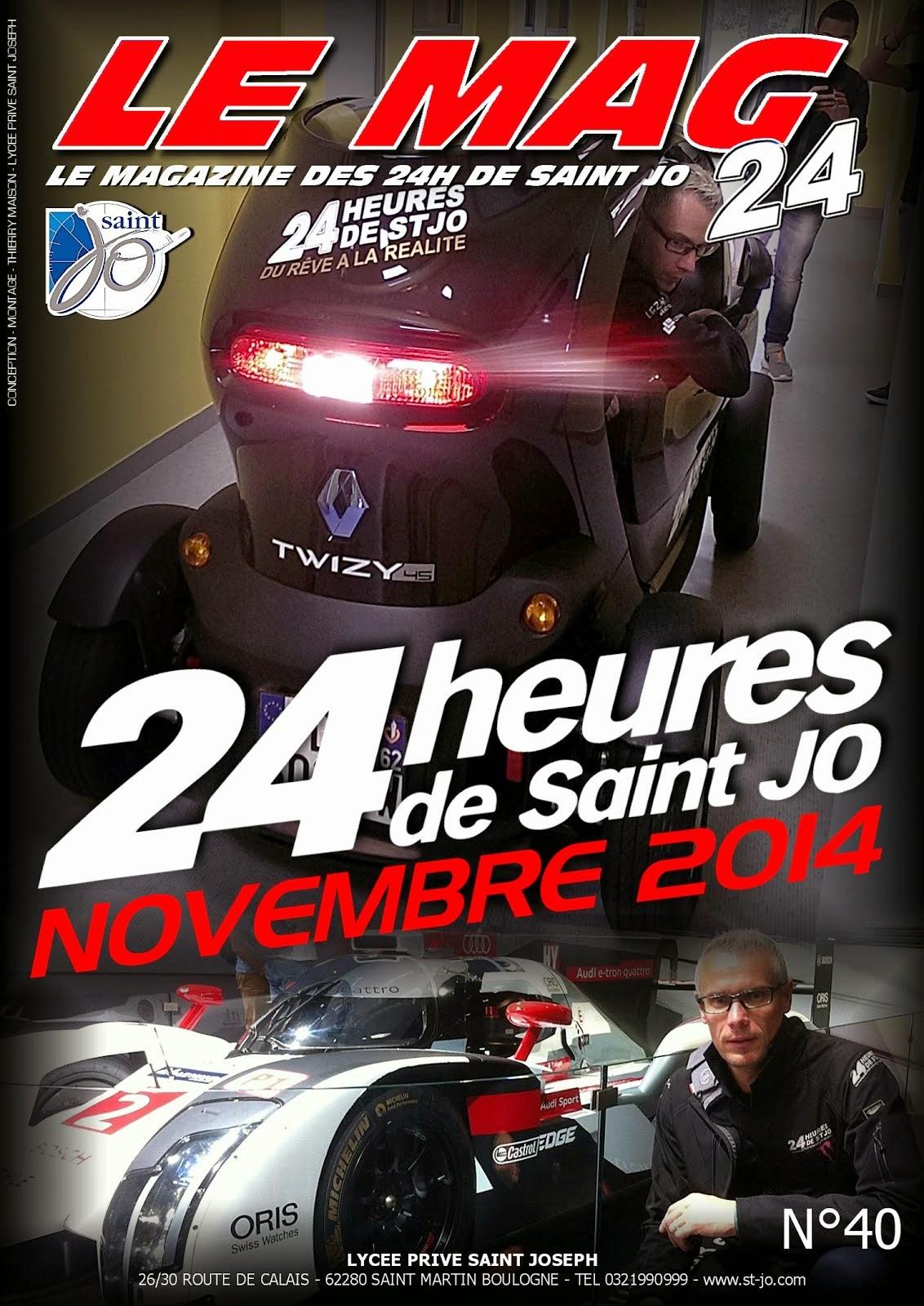 MAG24 - NOVEMBRE 2014