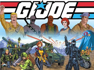 G.I JOE (1985)