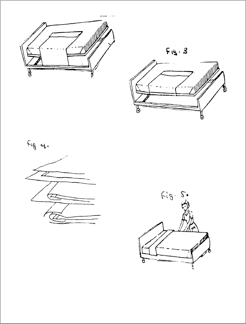 Actividades basicas de enfermeria tendido de cama for Cama ocupada