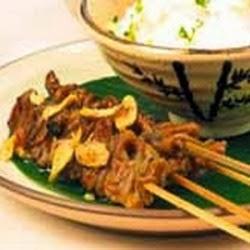 Resep membuat sate usus goreng