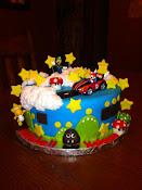 Mario Cake #2