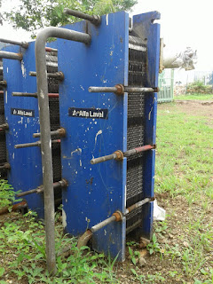 Atlas heat exchanger, Condenser, PHE