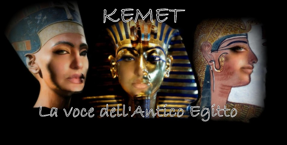 Kemet, la voce dell&#39;Antico Egitto...