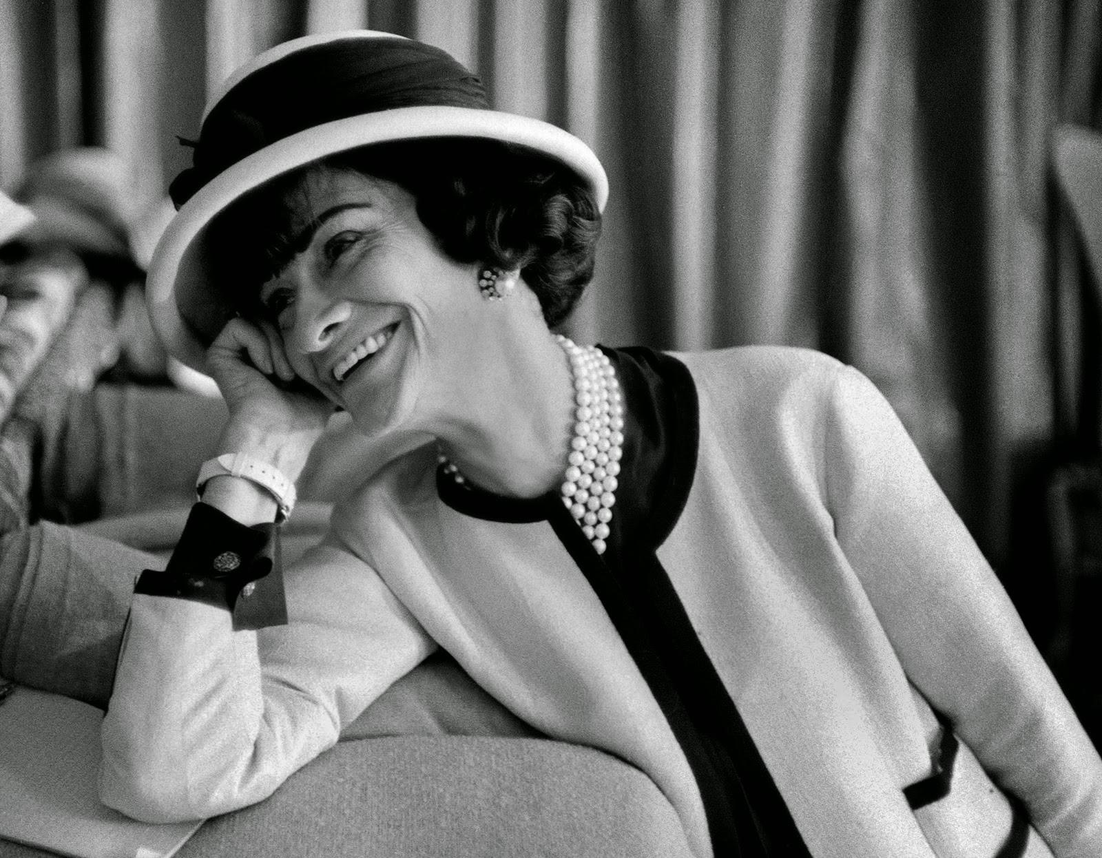 La creadora de la marca Coco Chanel