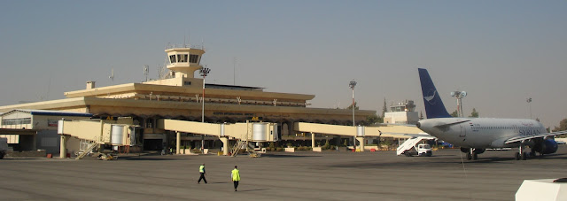 NATO Terrorists to Target Syrias Civilian Airports Aleppo International Wikipedia