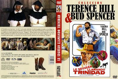 Le seguían llamando Trinidad | 1971 | Caratula | Cine clasico - Spaghetti Western