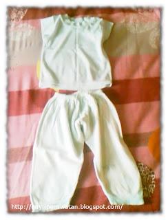 baju kaos lentur anak bayi