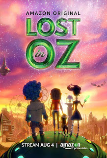 Lost in OZ S01 Hindi Dubbed [Complete] HDRip 720p with Esubs