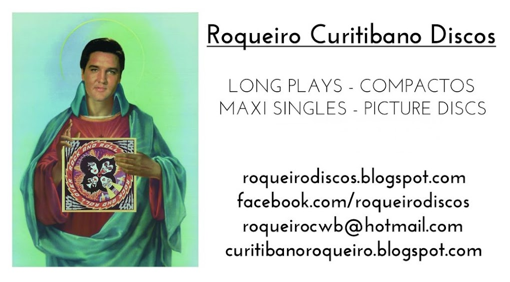 Roqueiro Curitibano Discos