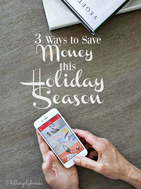 Tips and Tricks to save money this holiday season on party attire, decorating and gifts!