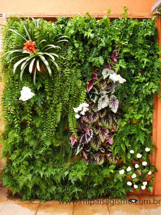 jardim vertical latas:Espero que tenham gostado das idéias