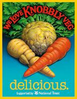 Knobbly veg logo