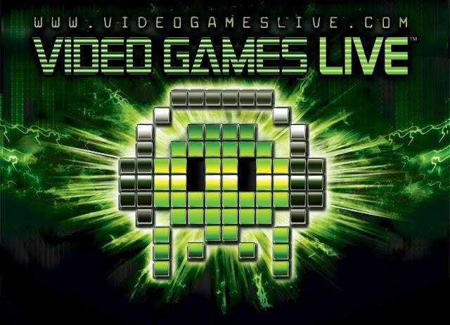 Video Games Live, las bandas sonoras de los videojuegos