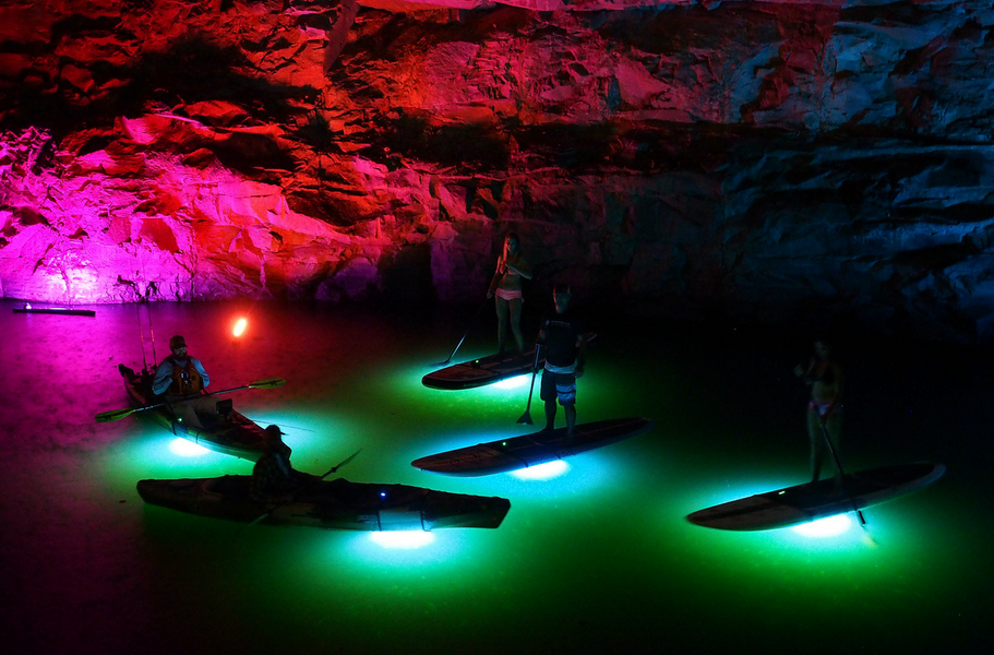 stand up paddleboard lights