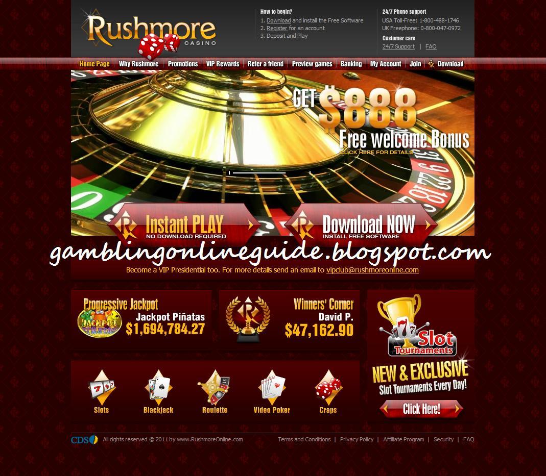 Best Casino Gambling Online Site