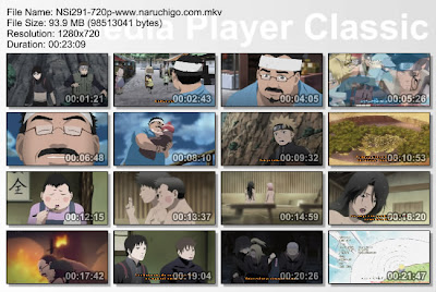 "DOWNLOAD FILM / ANIME NARUTO EPISODE 291 ""KEKUATAN-BAGIAN 02"" BAHASA INDONESIA"