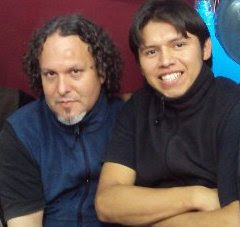 With Rafael in Tepic, Nayarit March 2011