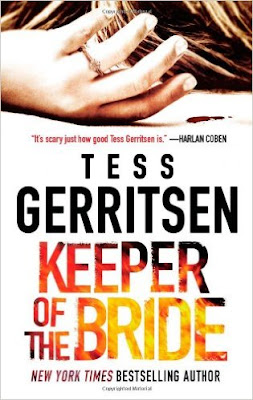 tess guerritsen, keeper of the bride, book review