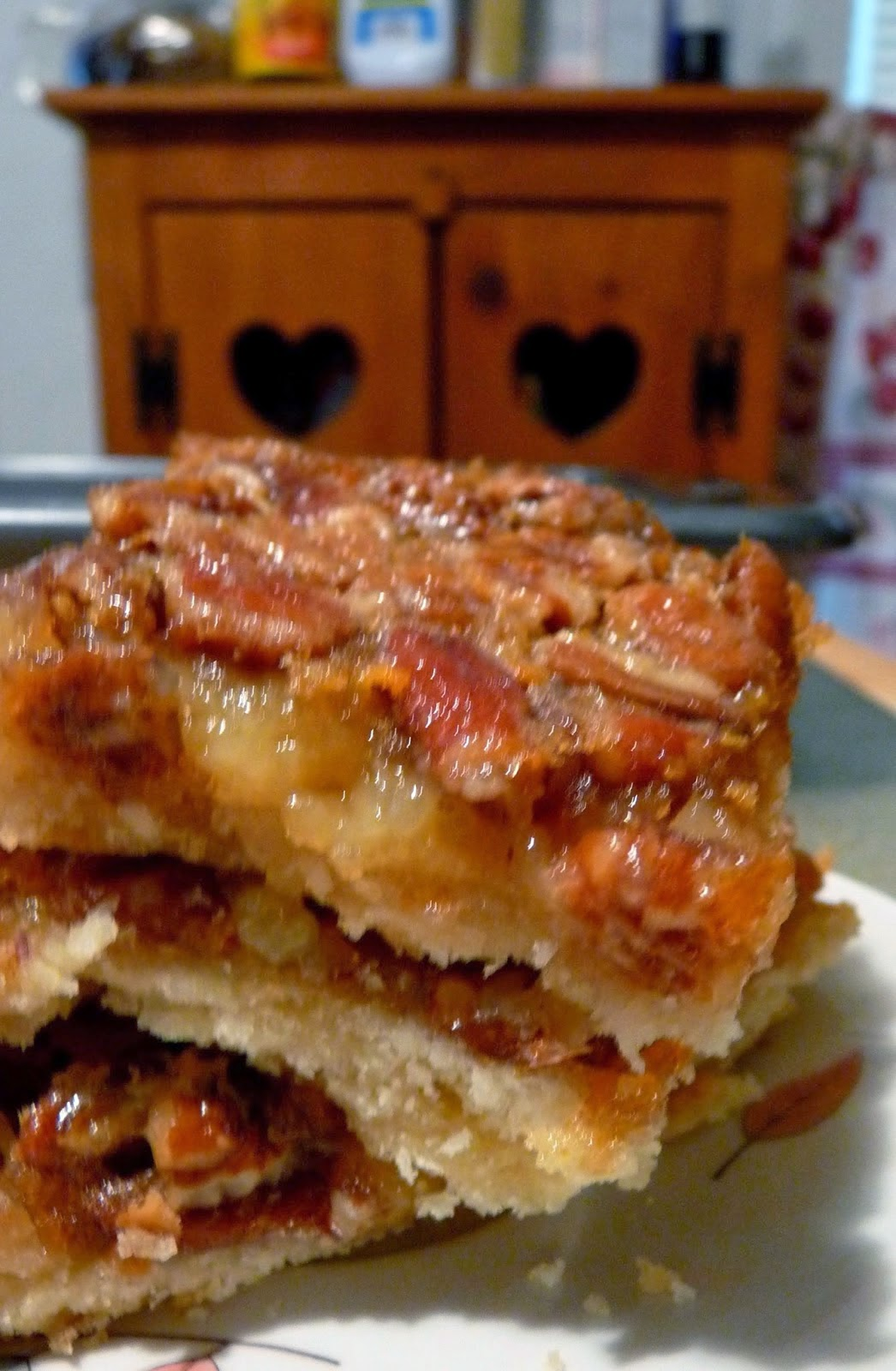 Pecan Pie Bars | FoodGaZm..