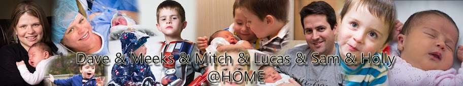 Dave&amp;Meeks&amp;Mitch&amp;Lucas&amp;Sam&amp;Holly@Home