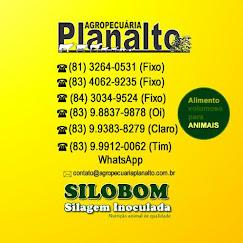 SILOBOM - SILAGEM INOCULADA - AGROPECUÁRIA PLANALTO