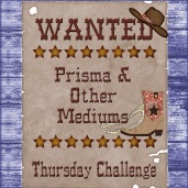Come play with us at The Outlawz Thursday Challenge!