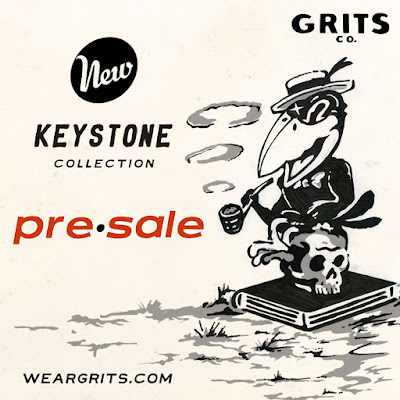 The Keystone T-Shirt Collection by Grits Co.
